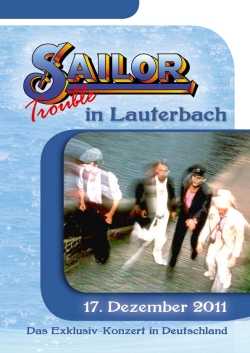 Get tickets and/or programme at www.sailor-shop.de !!!