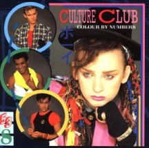 Culture Club - Colour By Numbers 1983